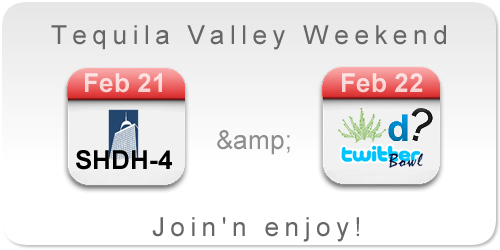 Tequila Valley Weekend - Join and Enjoy!