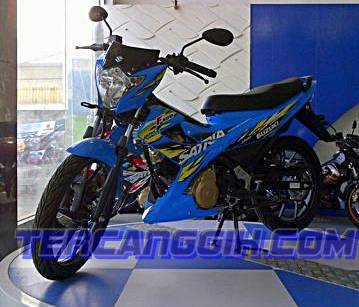 New Satria FU 150 2013