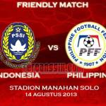 Indonesia VS Filipina 2013