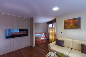 Sobe s jacuzziem i termalnom vodom - Krapinske Toplice - Villa Magdalena