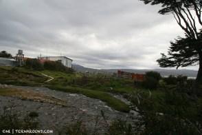 Another river separates me from estancia Punta Segunda