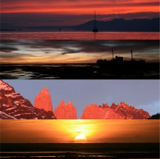 A. Collage Zonsopgang