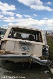 TdF - Ushuaia - road kill 8