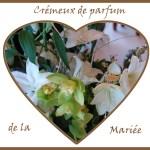 Crémeux de parfum de la mariée