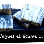 """Savon""""Vagues et écume"""""""