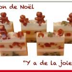 """Savon de Noël : """"Y a de la joie !"""""""