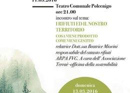 Polcenigo, La Settimana ECOlogica - locandina