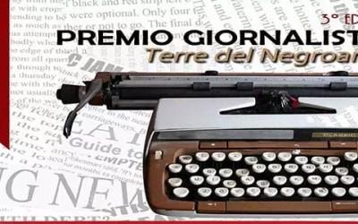 Terza edizione Premio Giornalistico Terre del Negroamaro – vincitori