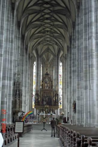 Dinkelsbuhl---Church-Choir