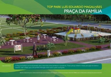 Loteamento Top Park - Terramac Empreendimentos - Praça da Família