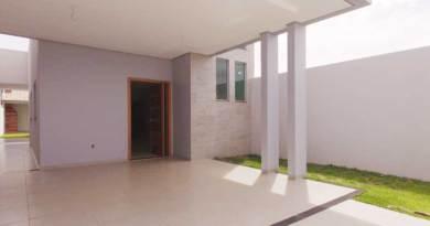 Casa à venda no Tropical Ville em Luís Eduardo Magalhães