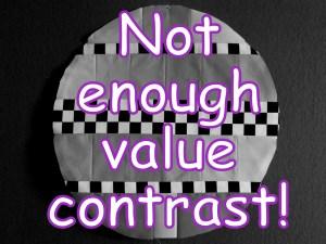 Not enough value