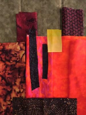 Wildfire fabrics