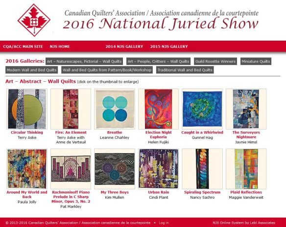 CQA 2016 NJS Abstract category