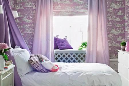 purple bedroom ideas 24