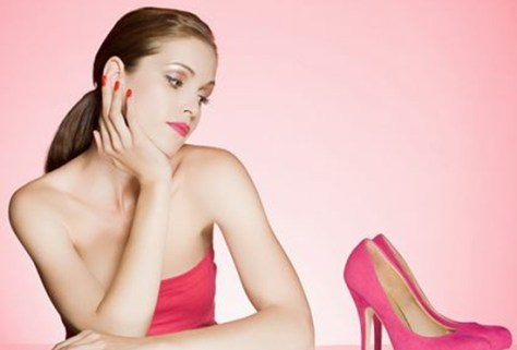 tips mengenakan high heels