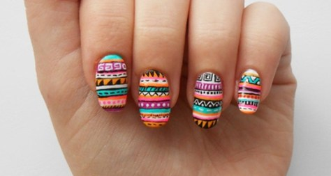 Adorable nail art designs 2013