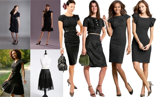 Tips dan Trik Mengenakan Mini Dress Hitam