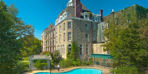 Crescent Hotel and Spa