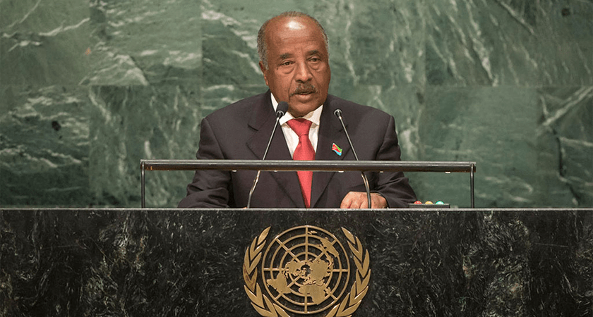 """Routinely """"Written off,"""" Eritrea is Rebounding and Keen to Achieve Global Goals, FM Osman Tells UN"""