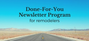 Done-For-You Newsletters