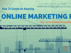 How to Create an Amazing Online Marketing Plan That Will Actually Get Noticed