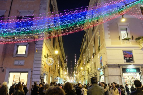 Avoid the Expat blues and get in the festive spirit in Rome this December