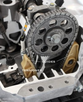 When does the timing chain need to be replaced  Timing chain  tensioner and guides