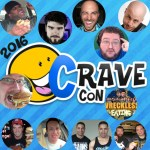 Event: CraveCon (FoodCon) Galveston, Texas August 13, 2016