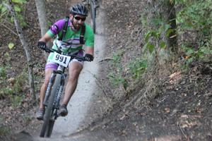 Racing at Erwin Park, 2012 DORBA Fall Series Race