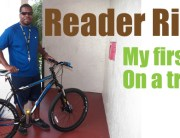 Reader Rides: My First Time On A Trail