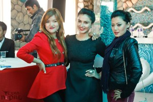 Nepali Film Mukhauta Press Meet - TexasNepal Entertainment