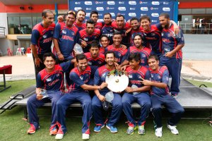 Nepal Champions ICC World Cricket League Division 3 - TexasNepal