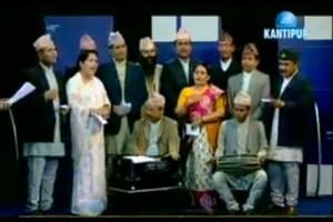Deusi Bhailo Comedy by Sisnu Pani Nepal - TexasNepal News