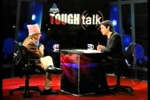 Madhav Prasad Ghimire in TOUGH talk with Dil Bhusan Pathak - TexasNepal News