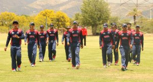 Nepal Cricket Team Playing For Division 1 - TexasNepal News