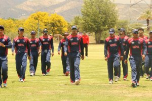 Nepal Cricket Team Playing For Division 1 - TexasNepal