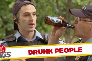 Drunk People Pranks - TexasNepal