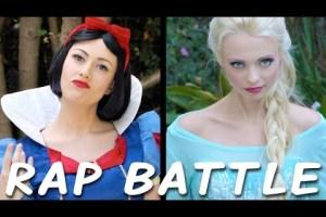 Princess Rap Battle: Snow White vs Elsa - TexasNepal