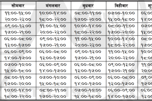 Load-shedding To Be Reduced by 2 hours From Saturday - TexasNepal News