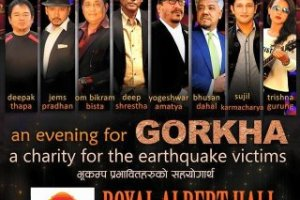 Nepali Artists Performing At Royal Albert Hall For Quake Survivors - TexasNepal News