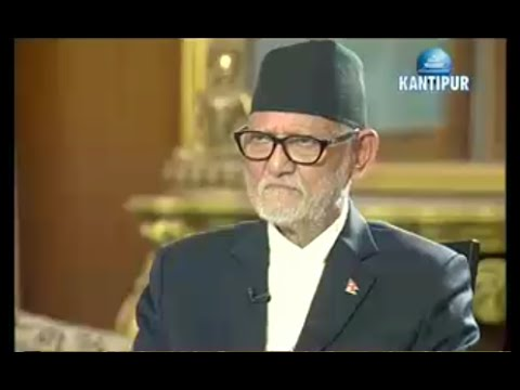 Interview with P.M Sushil Koirala - Fireside