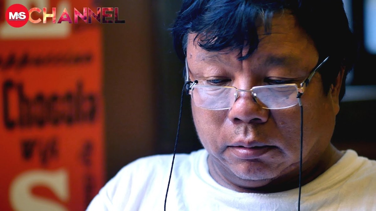 M&S Channel Episode 74 - Mahabir Pun Connecting Rural Nepal