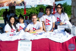 Walkathon for Nepal Rise and Shine - TexasNepal Entertainment