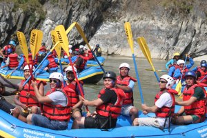 Gear Up For Rafting Festival: Rowing Down The River of Trishuli! - TexasNepal