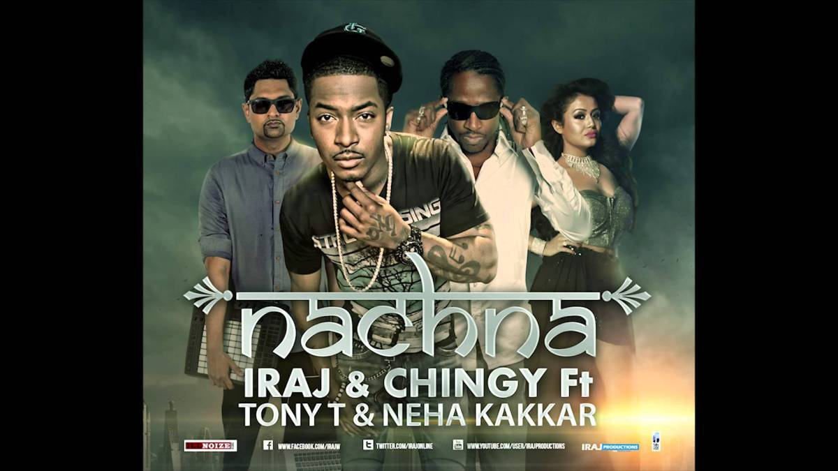 Sri Lankan Artist Iraj Collaborates With Yama Buddha Among Others For 'Nachna'