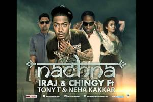 Sri Lankan Artist Iraj Collaborates With Yama Buddha Among Others For 'Nachna' - TexasNepal