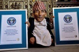 World's Shortest Man Chandra Bahadur Dangi Dies - TexasNepal
