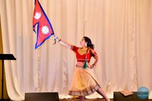 Dashain Cultural Program 2015 by Nepalese Society Texas - TexasNepal Entertainment
