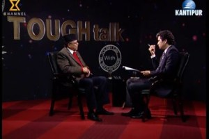 Tough Talk with Jhalanath Khanal - TexasNepal News